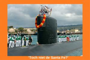 USS Santa Fe, David Marquet